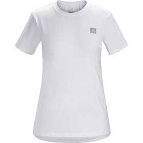 Arc'teryx W's A Squared SS T-Shirt White